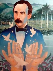 Jose Martí por Rene Mederos